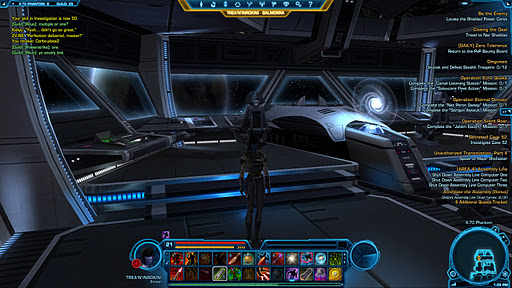 Swtor Paint Job For Ship